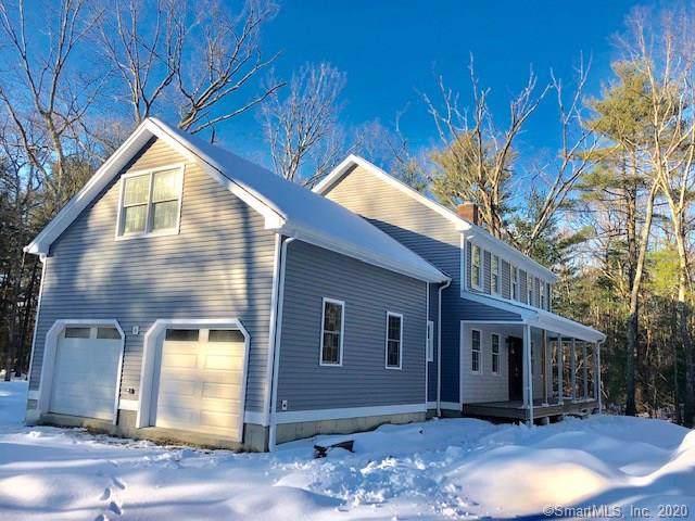 109 Bailey Hill Road, Killingly, CT 06239 (MLS #170255012) :: Mark Boyland Real Estate Team