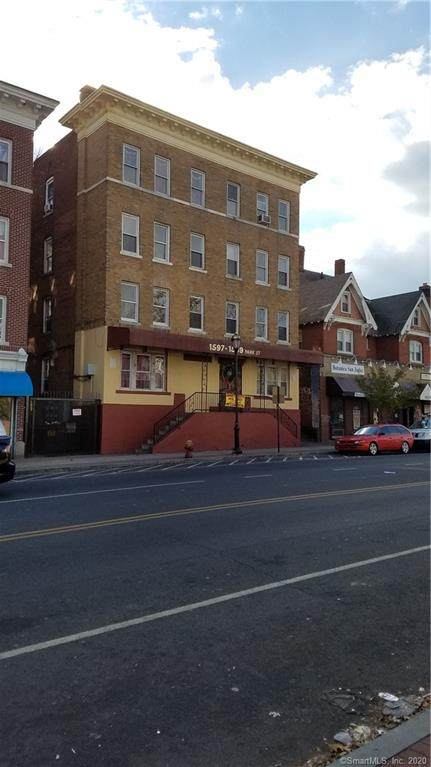 1597 Park Street, Hartford, CT 06106 (MLS #170260832) :: Around Town Real Estate Team