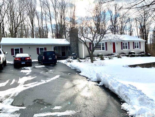 96 Orchard Hill Road, Pomfret, CT 06259 (MLS #170264283) :: Spectrum Real Estate Consultants