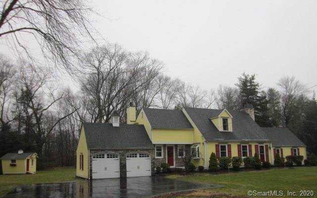 4 Deer Run Ridge, Woodbridge, CT 06525 (MLS #170265886) :: Carbutti & Co Realtors