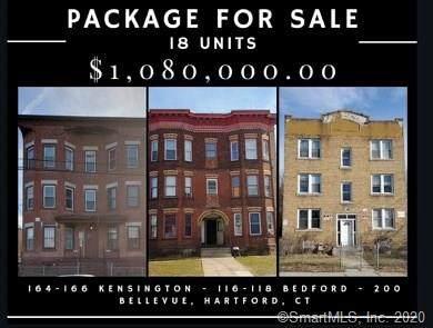 116 Bedford Street, Hartford, CT 06120 (MLS #170273382) :: Carbutti & Co Realtors