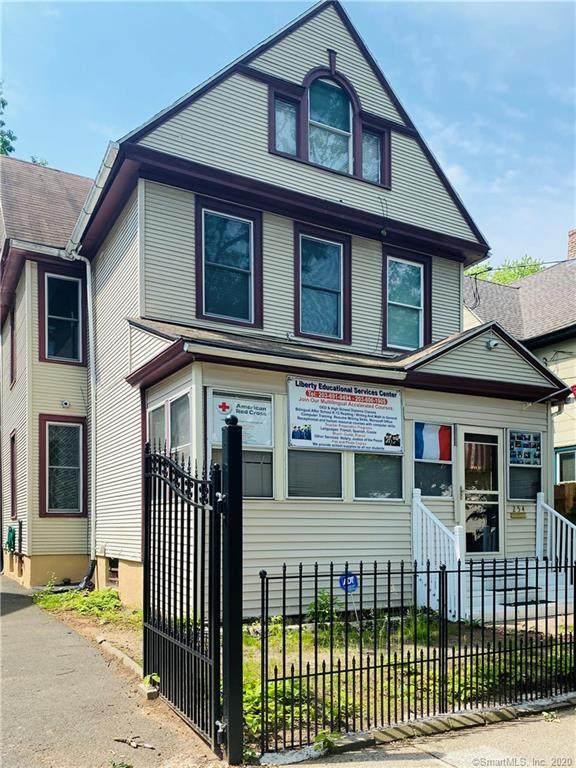 254 Bassett Street, New Haven, CT 06511 (MLS #170292565) :: Frank Schiavone with William Raveis Real Estate