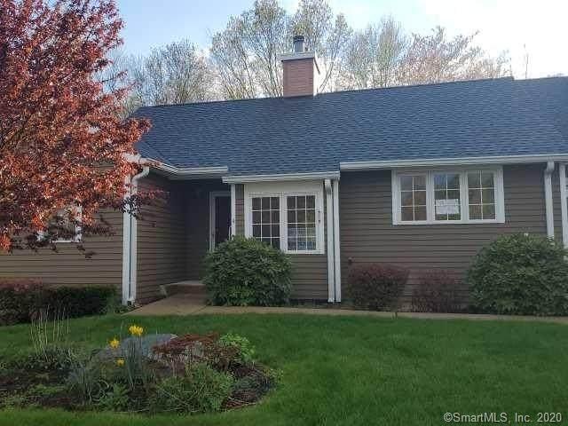4 Lebanon Square #4, Mansfield, CT 06250 (MLS #170298257) :: Michael & Associates Premium Properties   MAPP TEAM