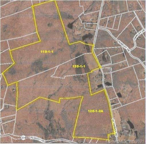 0 Al Harvey Road, Stonington, CT 06378 (MLS #170308375) :: Michael & Associates Premium Properties | MAPP TEAM