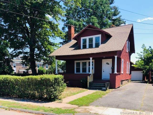 23 Chapel Street, East Hartford, CT 06108 (MLS #170320254) :: Hergenrother Realty Group Connecticut