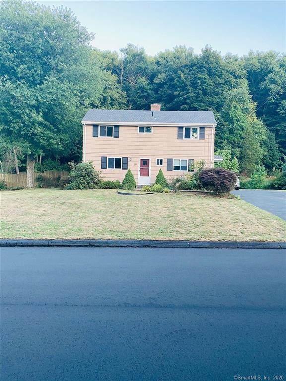 20 Hayes Road, Simsbury, CT 06081 (MLS #170327896) :: Around Town Real Estate Team