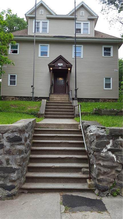 387 Willow Street, Waterbury, CT 06710 (MLS #170334315) :: The Higgins Group - The CT Home Finder
