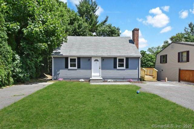 14 Buena Vista Drive, Farmington, CT 06085 (MLS #170336499) :: The Higgins Group - The CT Home Finder