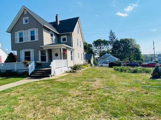 63 E Main Street, Griswold, CT 06351 (MLS #170345831) :: Kendall Group Real Estate | Keller Williams