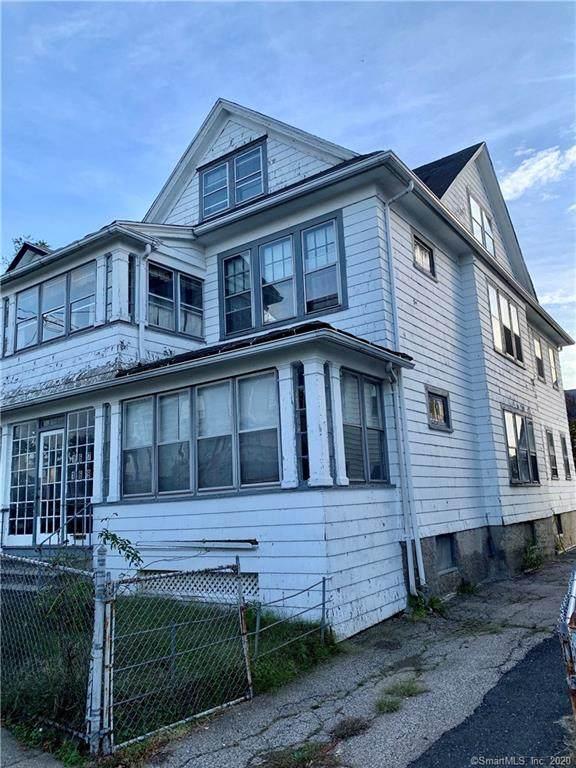 167-169 Coleman Street, Bridgeport, CT 06604 (MLS #170346776) :: Michael & Associates Premium Properties | MAPP TEAM