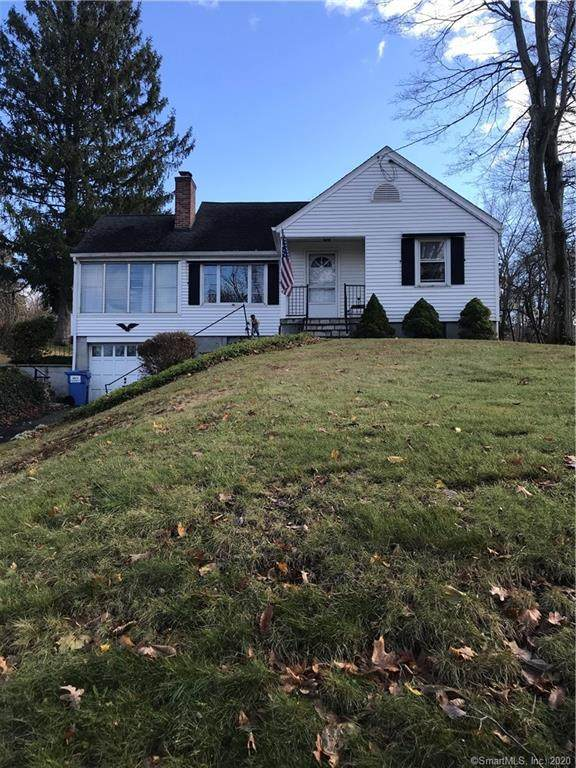 1060 Yale Avenue, Wallingford, CT 06492 (MLS #170354819) :: Around Town Real Estate Team