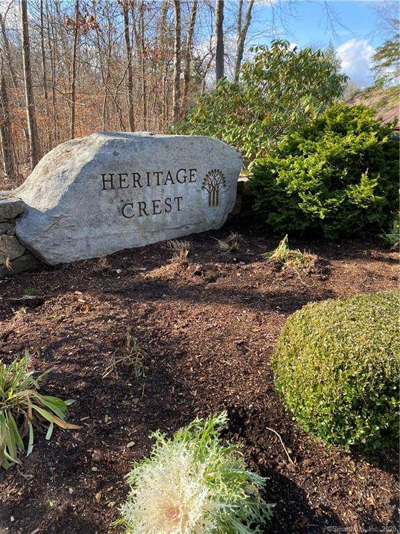 18 Heritage Crest A, Southbury, CT 06488 (MLS #170357799) :: Around Town Real Estate Team