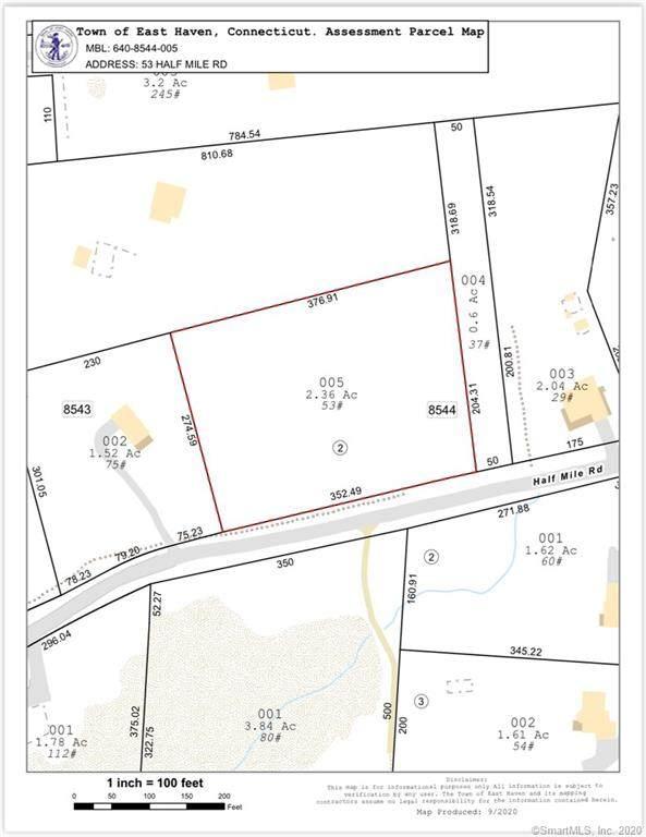 53 Half Mile Road, East Haven, CT 06473 (MLS #170358349) :: Carbutti & Co Realtors