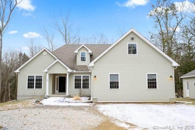 74 Lake Wood Lane, Ashford, CT 06278 (MLS #170358556) :: Around Town Real Estate Team