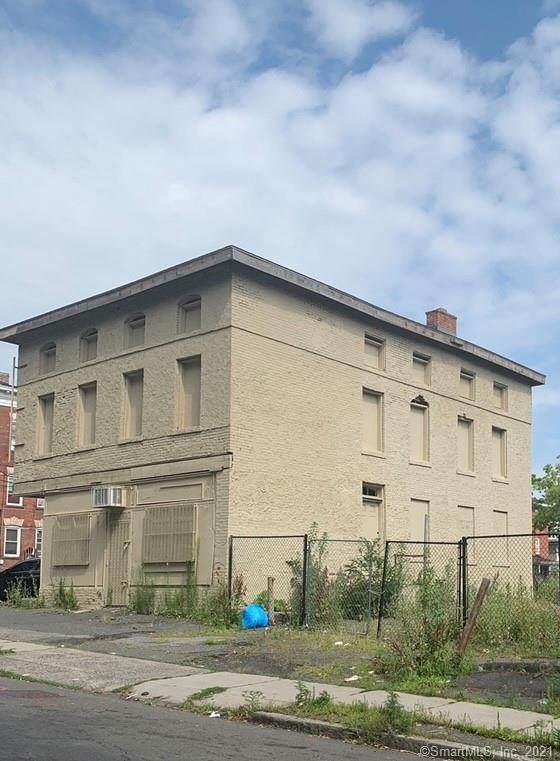 166 Ward Street, Hartford, CT 06106 (MLS #170367305) :: Carbutti & Co Realtors