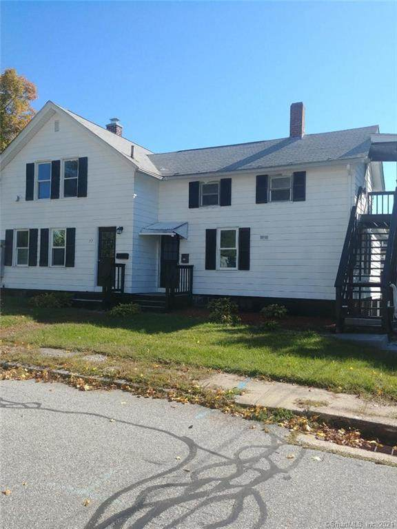 27 Mechanic Street, Griswold, CT 06351 (MLS #170372065) :: Around Town Real Estate Team