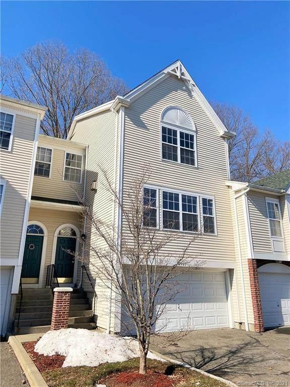 2905 Eaton Court #2905, Danbury, CT 06811 (MLS #170373438) :: Around Town Real Estate Team