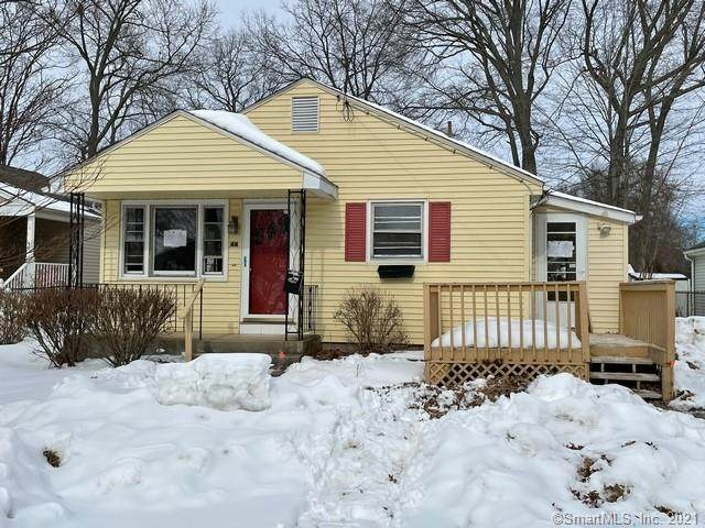 44 Lyondale Road, Newington, CT 06111 (MLS #170374273) :: Around Town Real Estate Team