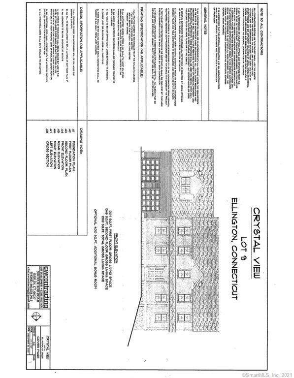19 Grassy Hill Road #9, Ellington, CT 06029 (MLS #170374381) :: Spectrum Real Estate Consultants