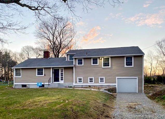 343 Norwich Westerly Road, North Stonington, CT 06359 (MLS #170374486) :: Next Level Group