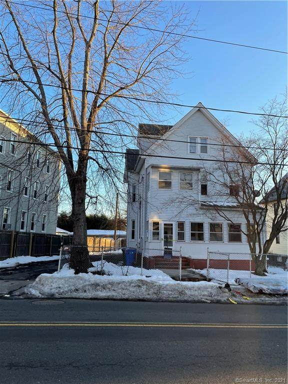 35 Hamilton Street, Hartford, CT 06106 (MLS #170374514) :: The Higgins Group - The CT Home Finder