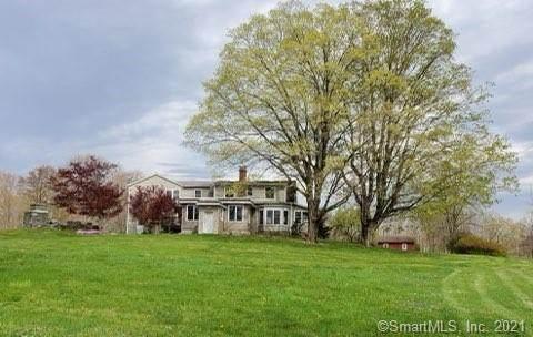 305 Brooklyn Road, Canterbury, CT 06331 (MLS #170381617) :: Spectrum Real Estate Consultants