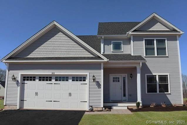 27 Bleeker Circle, North Haven, CT 06473 (MLS #170388496) :: Spectrum Real Estate Consultants