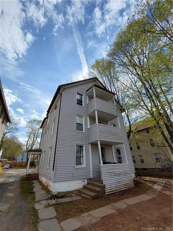 134 Foster Street, Meriden, CT 06451 (MLS #170389265) :: Around Town Real Estate Team