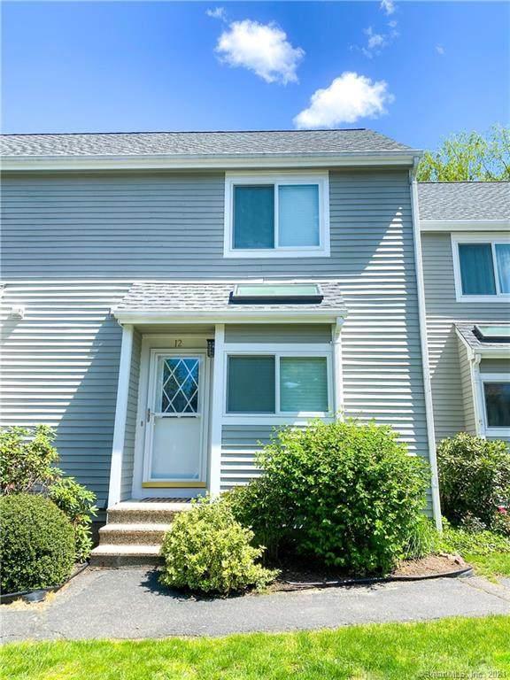 12 Hilltop Drive, Simsbury, CT 06089 (MLS #170401231) :: Spectrum Real Estate Consultants