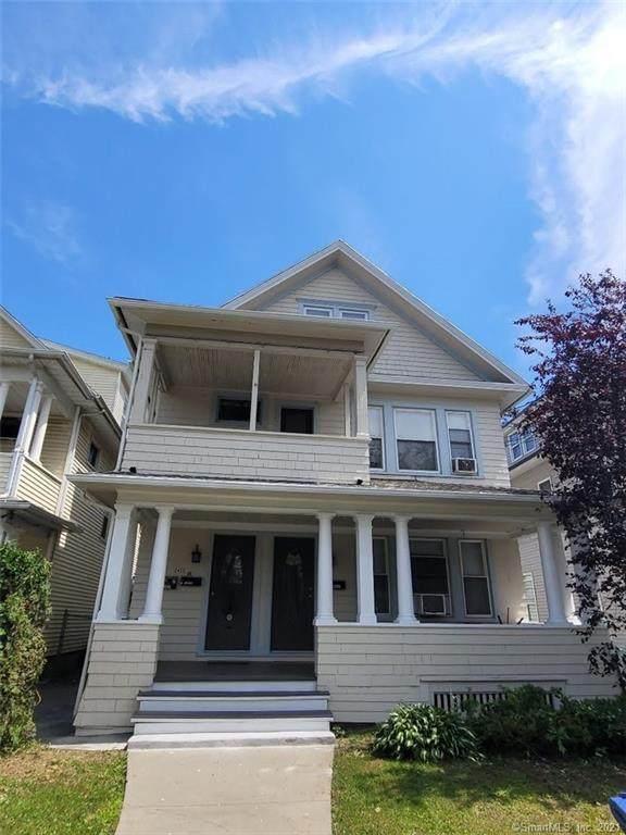 2455 North Avenue #1, Bridgeport, CT 06604 (MLS #170411902) :: Spectrum Real Estate Consultants