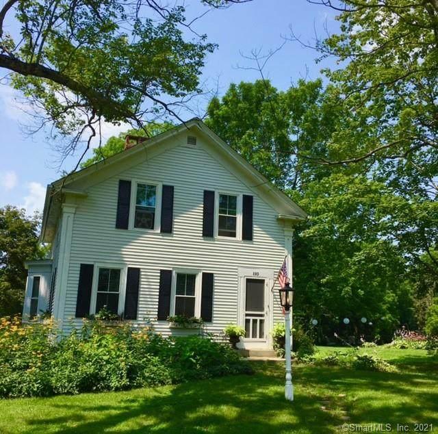110 Joy Road, Woodstock, CT 06281 (MLS #170421660) :: Spectrum Real Estate Consultants