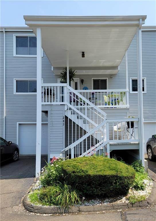 243 Blueberry Lane #243, Branford, CT 06405 (MLS #170422734) :: GEN Next Real Estate