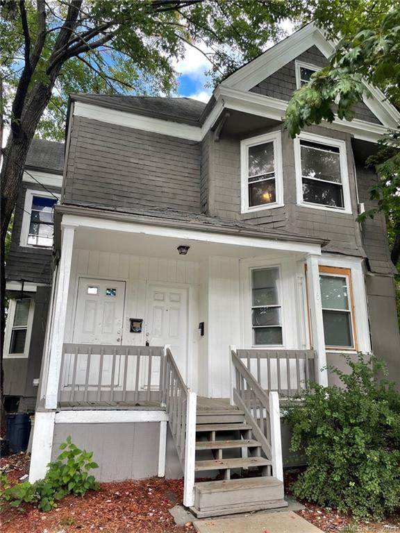 6 Fales Street, Hartford, CT 06105 (MLS #170430918) :: Chris O. Buswell, dba Options Real Estate
