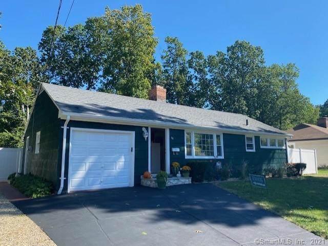 68 Cedar Street, Wethersfield, CT 06109 (MLS #170436924) :: Tim Dent Real Estate Group