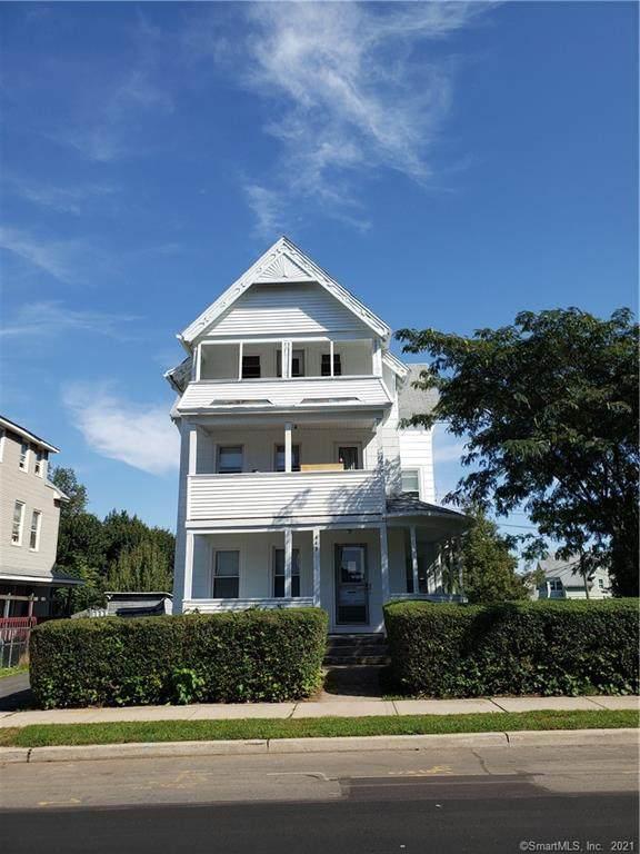 449 Stanley Street, New Britain, CT 06051 (MLS #170439836) :: Kendall Group Real Estate   Keller Williams