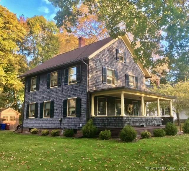 62 Garden Street, Farmington, CT 06032 (MLS #170440073) :: Chris O. Buswell, dba Options Real Estate
