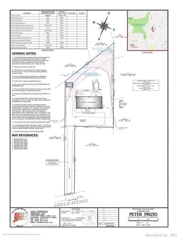 40 Gould Avenue, Fairfield, CT 06824 (MLS #170440883) :: Michael & Associates Premium Properties | MAPP TEAM