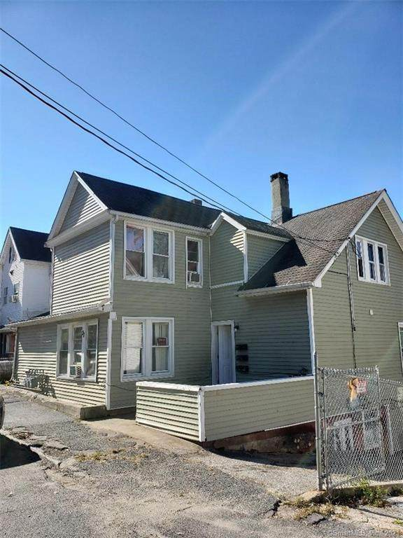 27 Manhan Street, Waterbury, CT 06710 (MLS #170441687) :: Michael & Associates Premium Properties   MAPP TEAM
