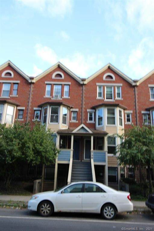 136 Maple Avenue B, Hartford, CT 06114 (MLS #170444086) :: Chris O. Buswell, dba Options Real Estate