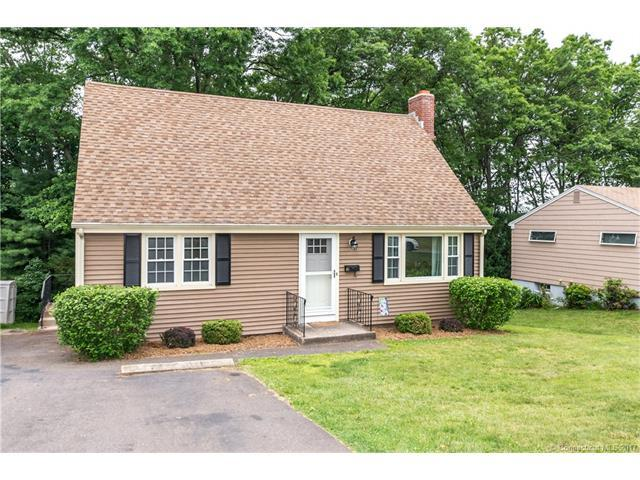 41 Tremont St, Newington, CT 06111 (MLS #G10230215) :: Hergenrother Realty Group Connecticut