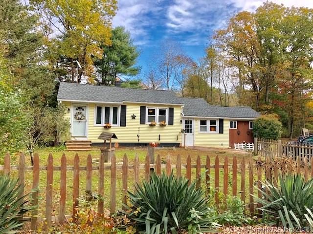 16 Deerfield Drive, Sterling, CT 06377 (MLS #170139333) :: Stephanie Ellison