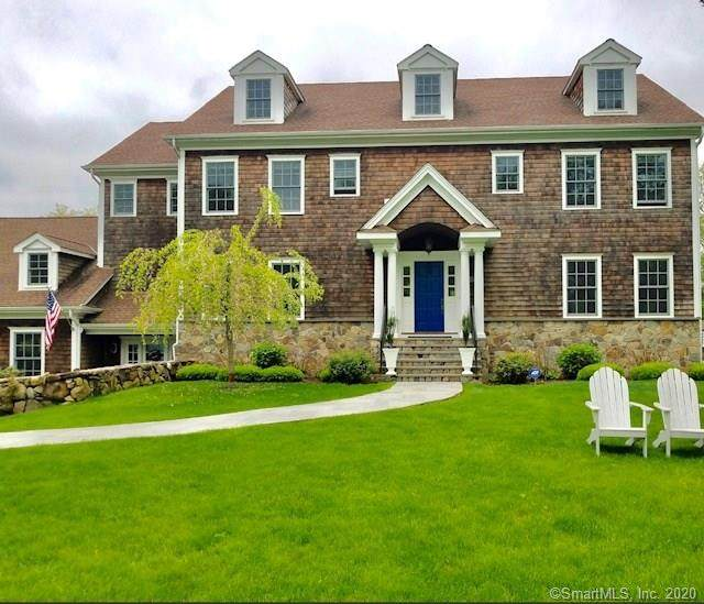 237 Georgetown Road, Weston, CT 06883 (MLS #170282873) :: The Higgins Group - The CT Home Finder