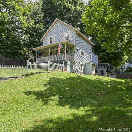 90 Elm Street Extension, New Milford, CT 06776 (MLS #170312393) :: The Higgins Group - The CT Home Finder
