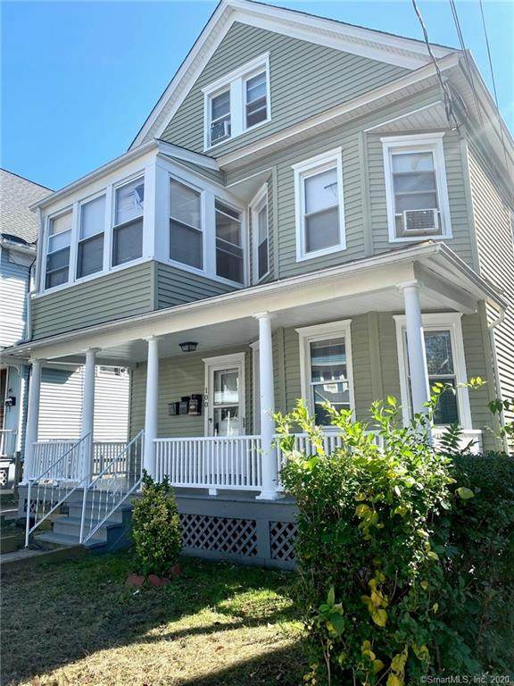 100 Roosevelt Street, Bridgeport, CT 06608 (MLS #170345343) :: Frank Schiavone with William Raveis Real Estate