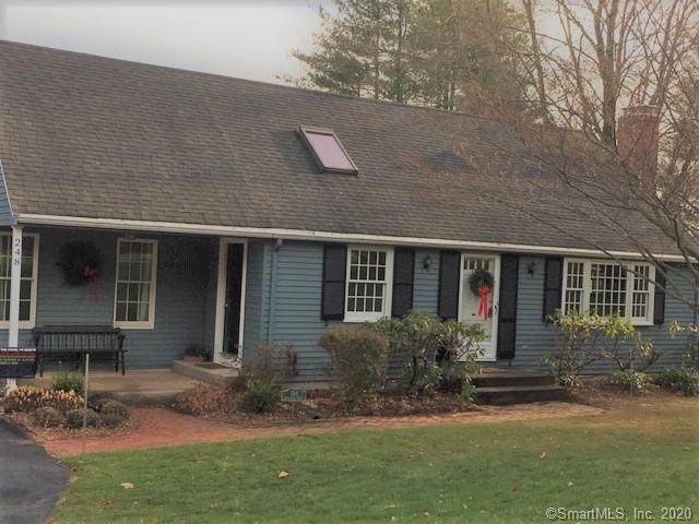 248 Duncaster Road, Bloomfield, CT 06002 (MLS #170360333) :: Around Town Real Estate Team