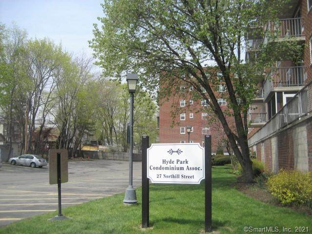 27 Northill Street 4L, Stamford, CT 06907 (MLS #170360647) :: Around Town Real Estate Team