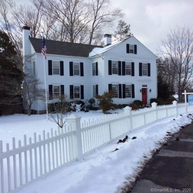 10 Town House Road, Durham, CT 06422 (MLS #170361843) :: Around Town Real Estate Team