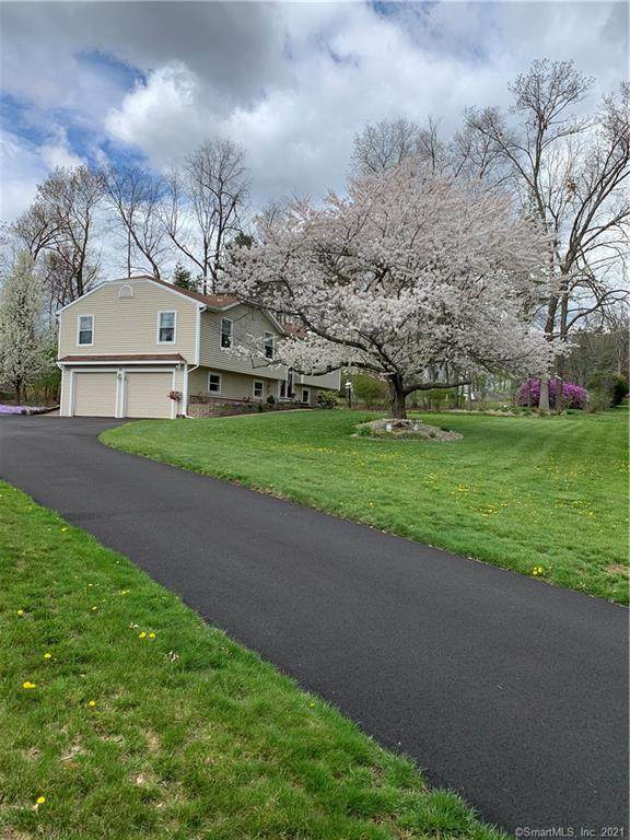 43 Rye Hill Circle, Somers, CT 06071 (MLS #170386409) :: NRG Real Estate Services, Inc.