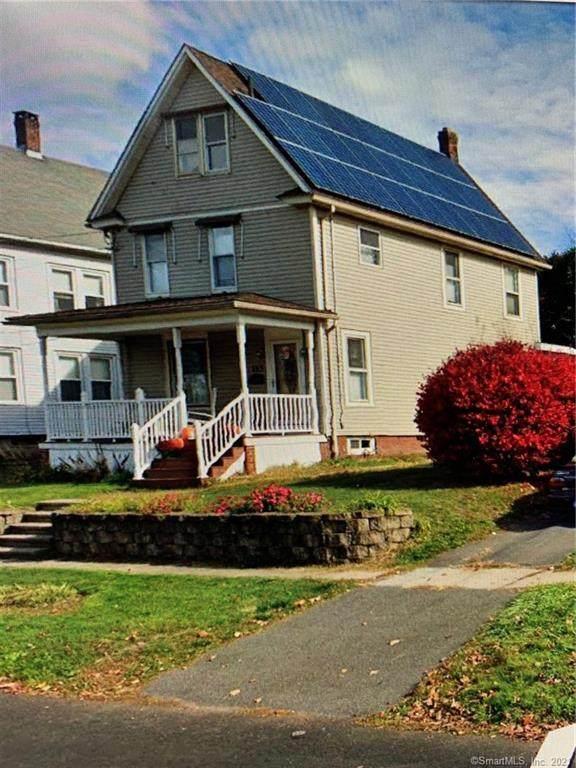 183 Murray Street, Meriden, CT 06450 (MLS #170387038) :: Forever Homes Real Estate, LLC