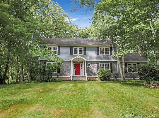 59 Erickson Drive, Stamford, CT 06903 (MLS #170408802) :: The Higgins Group - The CT Home Finder